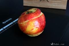 Apple (Nathy1317) Tags: pomme apple リンゴ nature fruit naturemorte composition découpe nourriture intérieur