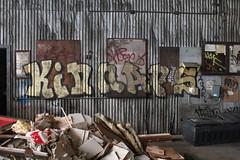 KIDNAP (nobammermane) Tags: kidnap eastbay graffiti changs gia