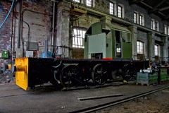 Photo of D9502 at Baron St Shed