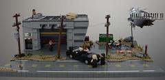 Hammerhead Garage (Faron*) Tags: lego afol moc snot npu squareenix final fantasy legography videogame playstation