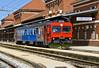HŽ 7122 017, train 7201; Karlovac, 23.8.2016.
