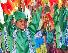 Ngiting Panalo (Leitratista) Tags: street dancing festival green smile fun joy love nikoncapture moment lovephotography nikonshots nikond3400 nikkor dapil abra philippines explore