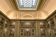 Manitoba Legislative Building (Mariko Ishikawa) Tags: canada manitoba winnipeg legislativeassembly building architecture history