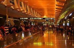 Doha Airport 21 (David OMalley) Tags: qatar doha airport hamad international