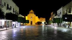 Piazza Matrice - Favignana - Italy (I. Bellomo) Tags: favignana isoleegadi trapani piazza nigth place tonno mattanza bellomo