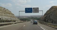 A-23-21 (European Roads) Tags: a23 autovía zaragoza zuera huesca españa aragón spain motorway