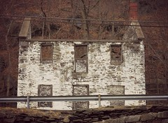 Harpers Ferry ~ Lock House 33 (karma (Karen)) Tags: harpersferrynhp cocanalnhp lockhouse33 canals ruins oldhomes topf25 texture windows walls hww