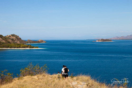 Genevieve, Alvin and Liam, Riung 21 Islands park, Flores, Indonesia (August 2015)