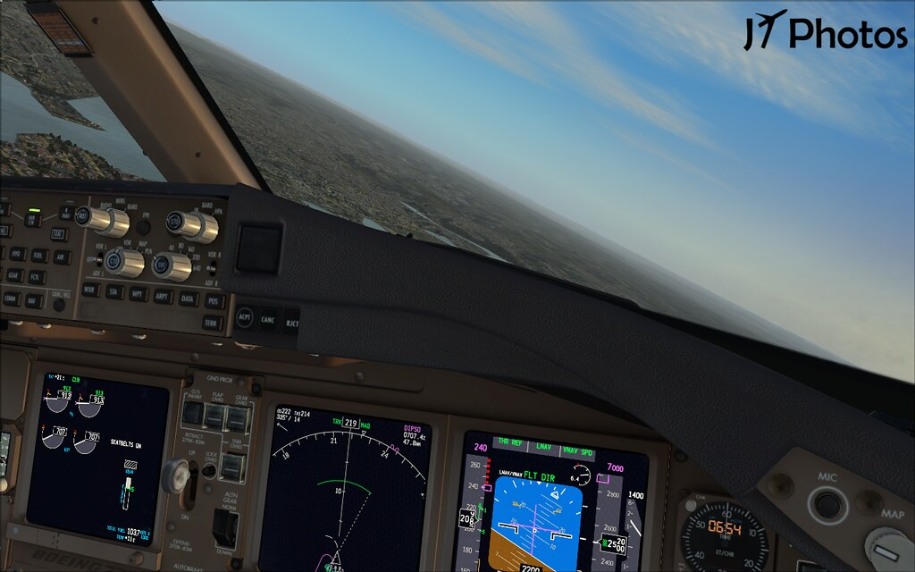 how to turn on avionics pmdg 777