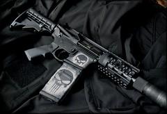 The worlds best photos of gunskins and magazine flickr hive mind customize ar 15 gunkskins tags magazine skull gun vinyl wrap mag ar15 publicscrutiny Gallery
