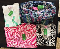 It's a great Lilly mail day. #LP #LillyPulitzer #favoritebrand (Travel Galleries) Tags: pink ladies sea party favorite white fashion shopping capri sweater outfit clothing tank mail bright yacht sale top navy womens palm blouse wear resort full clothes fave jacket trendy lp online lilah prints quilted brazilian brand clearance printed elsa afterparty entourage minka sleeveless reversible 2015 longsleeves lillypulitzer allseason ootd nottoocatty