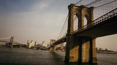 Brooklyn Bridge, FDR Drive, Manhattan (Jeffrey) Tags: nyc newyorkcity bridge summer ny newyork architecture brooklyn river manhattan bridges september rivers brooklynbridge eastriver gotham fdrdrive