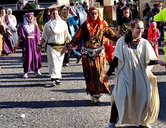 Montagnana - Carnival!! (Martin M. Miles) Tags: carnival italy bellydancers veneto fatamorgana montagnana venetien onethousandandonenights
