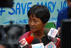 20150710-Protest for Mary Jane-065 (Lennon Ying-Dah Wong) Tags: mj philippines protest manila dfa pressconference departmentofforeignaffairs thephilippines       mjv  maryjaneveloso