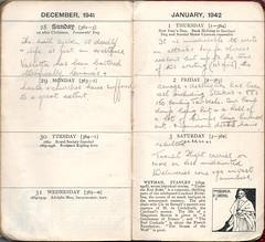 Week 53 28th December 1941 - 3rd January 1942 (richardmlevett) Tags: hurricane jerry malta b17 naples sicily blenheim convoy beaufort 1941 raf wimpy iti sliema valletta valetta airraid whitley luqa hmsnaiad wardiary takali siegeofmalta
