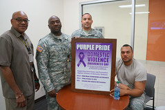 DSC00390 (U.S. Army Garrison - Miami) Tags: army coast force purple florida miami military air south families guard navy ceremony pride joe domestic walker violence marines kindness pao awareness prevention partnership doral garrison mcqueen southcom gentleness usag imcom fmwr