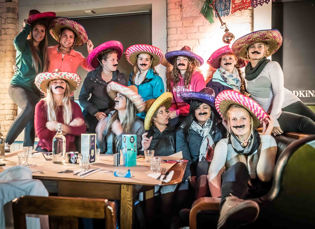 THE BEST NIGHT EVER AT THE HUNGRY MEXICAN [BODKINS ON BOLTON STREET]-108667