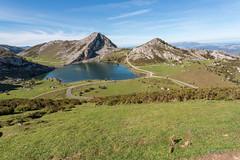 """Lagos Covadonga """"Enol"""" (*Alphotos) Tags: espaa spain asturias paisaje lagos enol monte ercina covadonga cantbrico alphotos"""