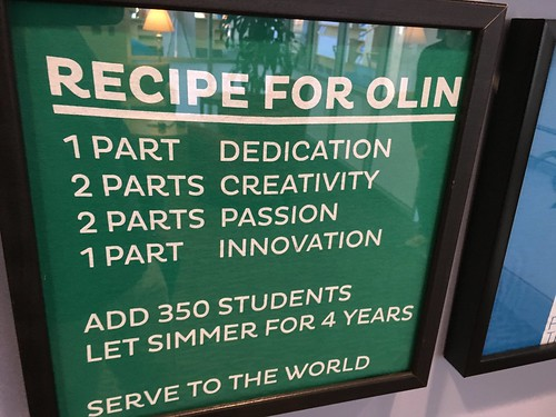 Olin College Tour in Needham, MA by Wesley Fryer, on Flickr