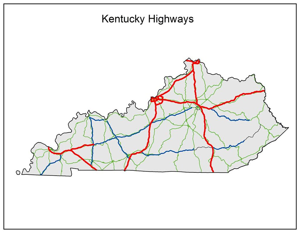 Geo-Literacy in Kentucky on