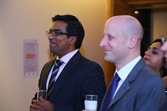 Chevening Alumni Networking Event Mumbai (UK in India) Tags: colin october wells mumbai scholars alumni 2015 chevening britishdeputyhighcommission