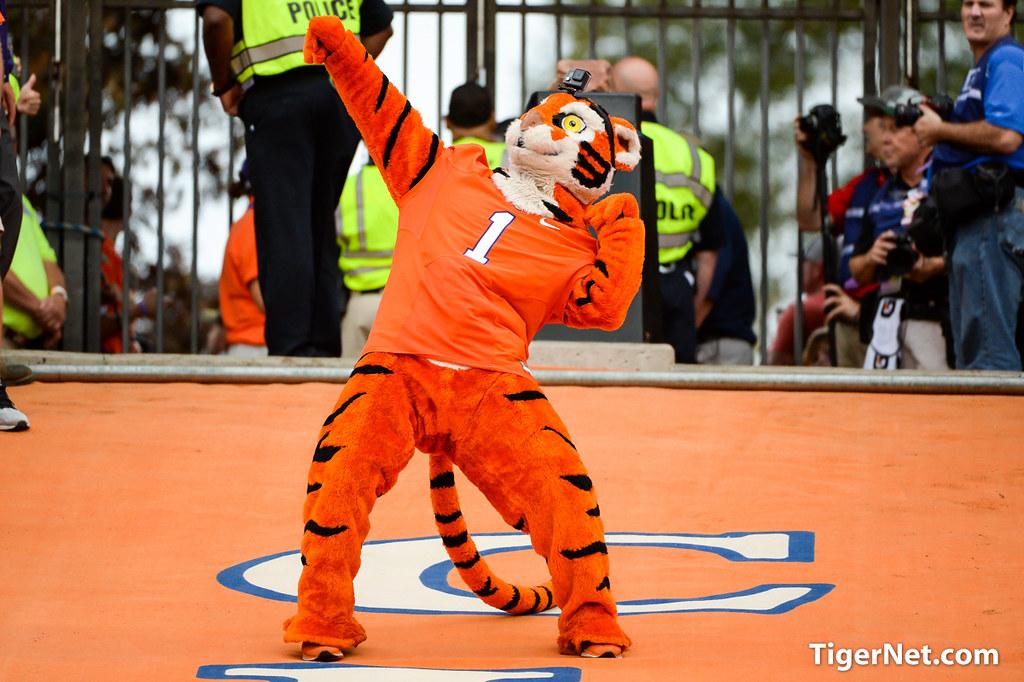 Clemson Photos: 2015, Football, The  Tiger