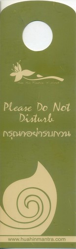 HUA HIN MANTRA RESORT, Thailand, 5001, (AB)