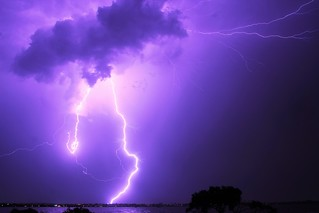 Brisbane Lightning Storm