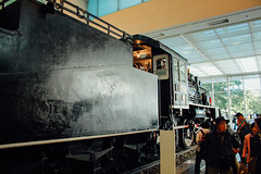 _MG_4887 (WayChen_C) Tags: train tokyo sl 東京 chiyodaku chiyoda 千代田区 千代田 靖國神社 c56 遊就館 ちよだ c5631