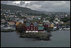 Þórshöfn (Gaflarinn) Tags: sea read haust sjór thorshavn rautt færeyjar norræna smyrill evrópa2015 föreyjar