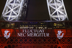 Bleu Blanc Rouge (bNWallet) Tags: paris eiffeltower toureiffel bleublancrouge parisbynight fluctuatnecmergitur prayforparis parisattacks