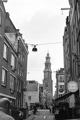 Amsterdam (MCorrigan1983) Tags: bw holland film netherlands amsterdam 50mm kodak kodaktmax400 nikonf6 2015 f18d nikkor50mmf18d 400tmx