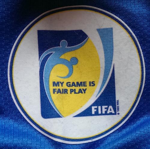 Eesti match worn shirt 2012-2013 Taijo Teniste
