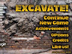 考古調查團(Excavate!)