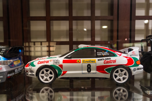 Toyota Celica GT-Four RC - Japan