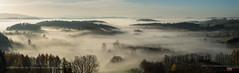 Nebelstimmung Perlesreut (dietmar.manzenberger) Tags: nebel nebelstimmung