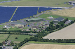 Jeremy Clarkson & gang's new hang out (John D F) Tags: thegrandtour amazon jeremyclarkson testtrack wiltshire aerial aerialphotography aerialimage aerialphotograph aerialimagesuk aerialview droneview britainfromabove britainfromtheair solarfarm