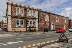 Large theatre building on Seaforth Road (hilofoz) Tags: bootle merseyside england uk