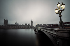 Dark Evening at WESTMINSTER (Syed Ali Warda) Tags: hmsbelfast river thamesriver architecture architectural artistic art black white fog canon7d cityscape canon clouds cityscapes cityofwestminster dramatic dark distinguished longexposure england exposure excellent europeexciting flickr great photographers giantbuilding london landscape landscapes central landmark bridge monument outdoor observing outside picture photo syedaliwarda sky thames unitedkingdomuk westminsterbridge bigben bigbenclock bigbentower ngc