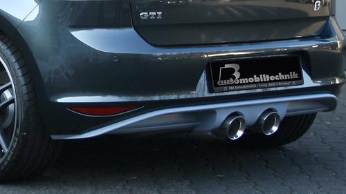 VW Golf GTI Clubsport S tuning