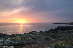 Sunrise.. (Pat_J1) Tags: greystonescameraclub sky greystones wicklow landscape sunrise seascape flickr