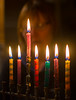 We cannot allow darkness and distance to permeate our lives (GlennCantor (theskepticaloptimist)) Tags: chanukah inge lights candles hanukkah explore darkness light hope fear