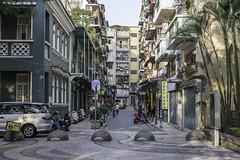Rua da Barra (- Jan van Dijk) Tags: zhuhai guangdong macau cn street rua rue