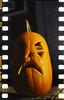 ( Digital Denial ) Tags: pinholephotography dianaf softfocus sprockets sprocketholes crossprocess e6 c41 35mm expired film colour halloween pumpkins jackolanterns horror dramaticlighting