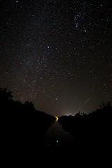 Buttonwood Canal (Ian Deery) Tags: shooting buttonwood canal brackish water stars night nightscape astro astrophotography enp everglades national park ian deery sony a55 1020 sigma florida sky star flamingo marina
