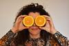 Occhi d'arancia Irene - Orange eyes Irene. (sinetempore) Tags: ritratto portrait viso volto occhi eyes orangeeyes occhidarancia arancia orange donna woman ragazza girl ritrattodonna