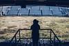Abandoned Olympic stadium in Rome (_smARTraveller) Tags: roma lazio italy urbex stadio forgotten city architecture italia outdoors sportcenter sport olympic games olympicgames olimpiadi urbandecay beautyindecay smartraveller abandoned abandonedplaces building light