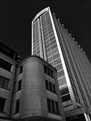 IMG_1710 (Kathi Huidobro) Tags: nestletower croydongascompany nestle nestlebuilding bw architecture croydon cron southlondon officeblock artdeco london blackwhite highrise highcontrast brutalist brutalistarchitecture