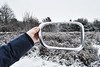 Frame it. (christiannass) Tags: sony explore sonyslta58 deutschland photography inspired inspiring exploring germany camera flickr traveling white frame tree winter fragility day nature botany snow idyllic tranquility frost travelling outdoors