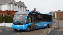 Southern Vectis 3817 - HW62CNO (Southern England Bus Scene) Tags: svoc southernvectis gsc gosouthcoast shanklin iow vectis 3817 hw62cno